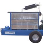Дизельная насосная установка Idrofoglia IRX085-20-FL